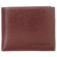 Tommy Hilfiger Mens York Passcase - Tan