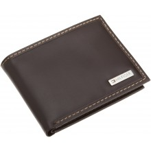 Tommy Hilfiger Men's Multi Card Passcase-Brown