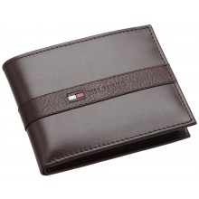 Tommy Hilfiger Men's Ranger Passcase-Brown