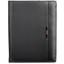 Tumi Quantum Passport Case 12071 - Black